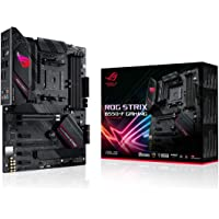 ASUS ROG Strix B550-F Gaming AMD AM4 Zen 3 Ryzen 5000 & 3rd Gen Ryzen ATX Gaming Motherboard (PCIe 4.0, 2.5Gb LAN, BIOS…