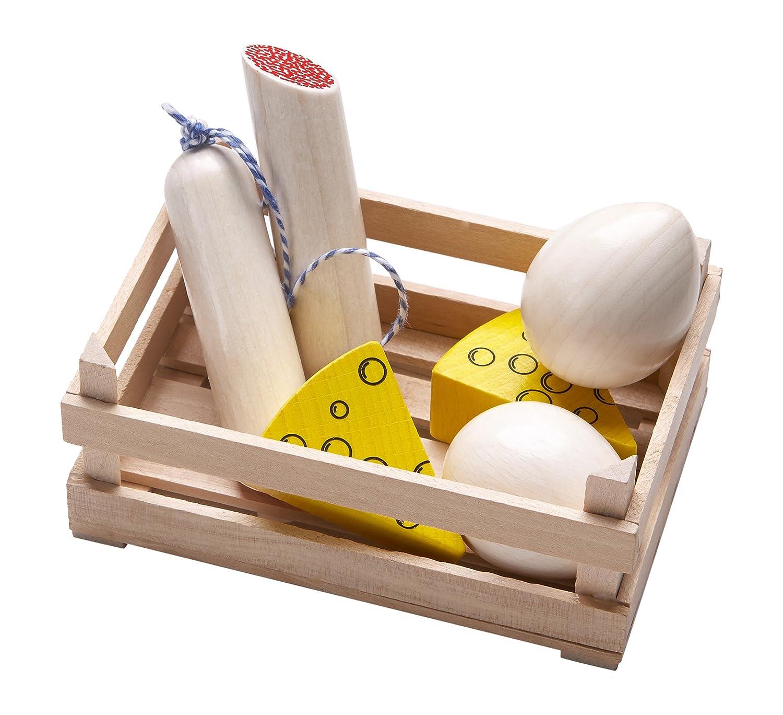 HABA Kaufladen-Set Wurst und Käse