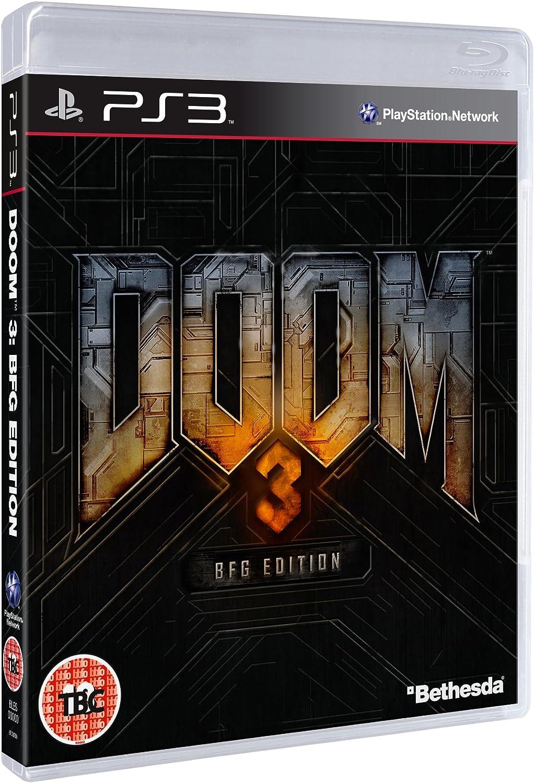 Doom 3 - BFG Edition [Importación inglesa]: Amazon.es: Videojuegos