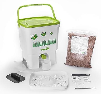 Compostar basura organica