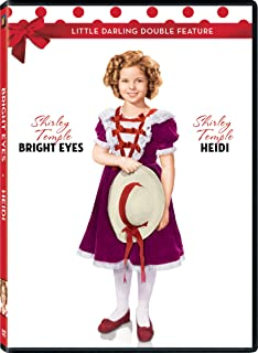 Amazoncom Shirley Temple Movie Collection Vol1 Bright Eyes