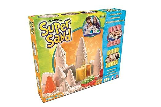 Super Sand - Gigante Set de Juego de Arena Mágica (Goliath 83221): Amazon.es: Juguetes y juegos