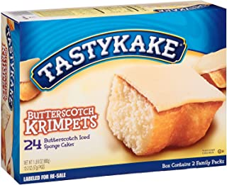 product image for Tastykake Butterscotch Krimpets (24 ct.) (pack of 2)