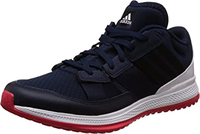 Amazon.com   adidas Men's ZG Bounce Trainer, NAVY/BLACK/RED, 9.5 M ...