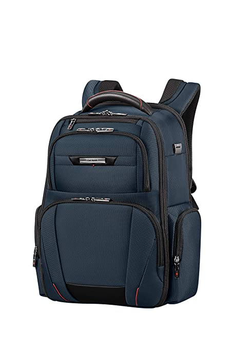 SAMSONITE Pro-DLX - Laptop Mochila Tipo Casual 44 Centimeters 20 Azul (Oxford Blue