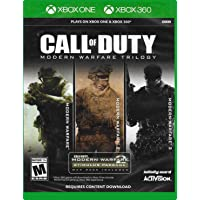 CALL OF DUTY MODERN WARFARE TRILOGY 360 & XONE