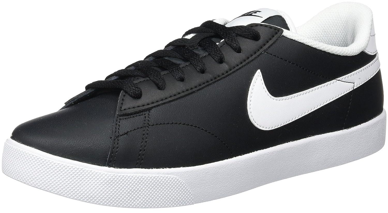Nike Racquette '17 Leather, Zapatillas para Mujer 37.5 EU|Negro (Black / White / White)