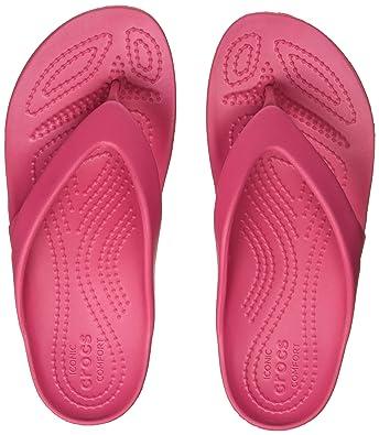crocs Women's Kadee II Flip W Flops Women's Flip-Flops & Slippers at amazon