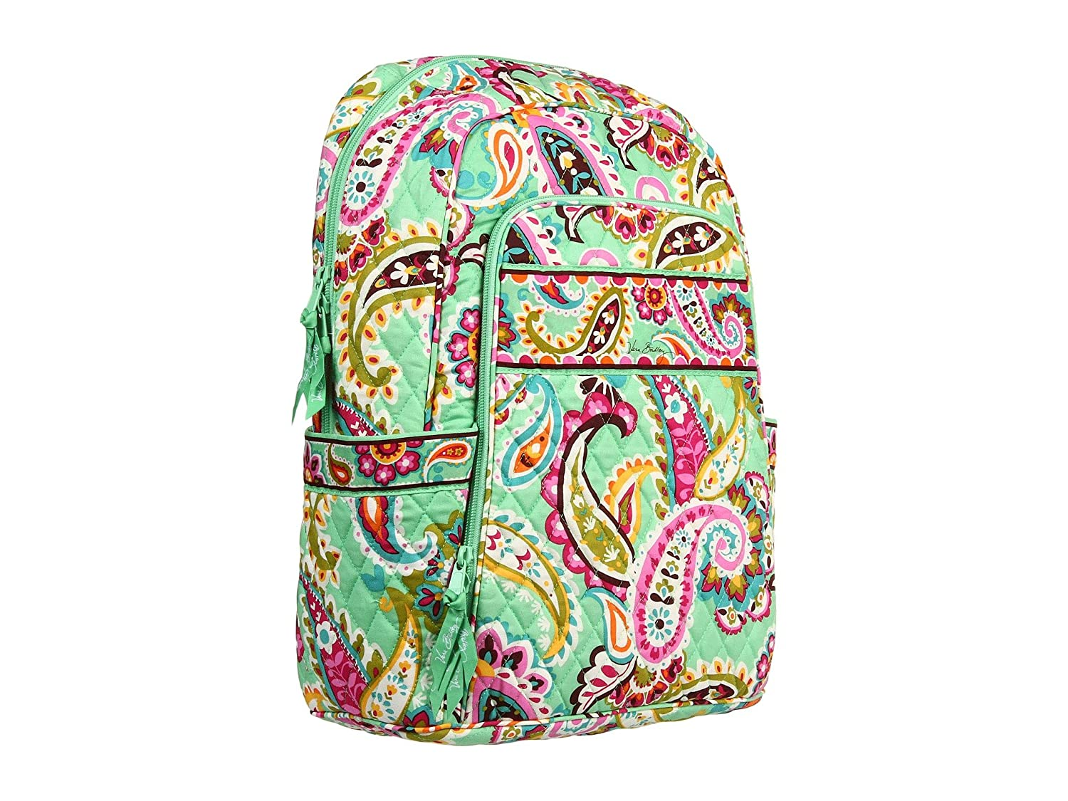 65cde88e81 Amazon.com  Vera Bradley Laptop Backpack (Tutti Frutti)  Clothing