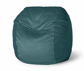 Take Ten Small 30 Luxury Bean Bag Chair Multiple Colors Seats 1 Child