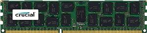 Crucial 8GB Single DDR3L 1600 MT/s PC3-12800 SR x4 RDIMM 240-Pin Server Memory CT8G3ERSLS4160B