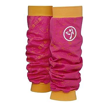 Zumba Fitness® Socken Socks - Prenda para mujer, color rosa, talla Talla única: Amazon.es: Deportes y aire libre