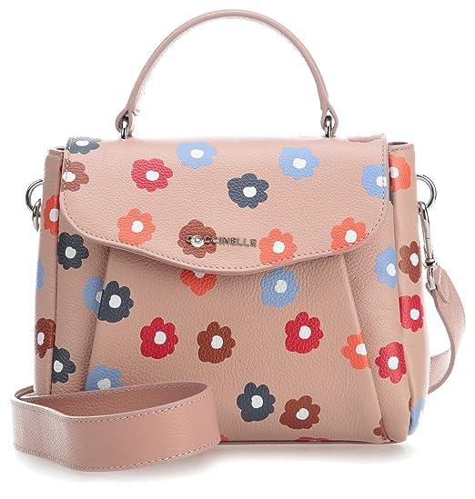 5003b6576bd3 Coccinelle Andromeda Shoulder bag powder  Amazon.co.uk  Clothing