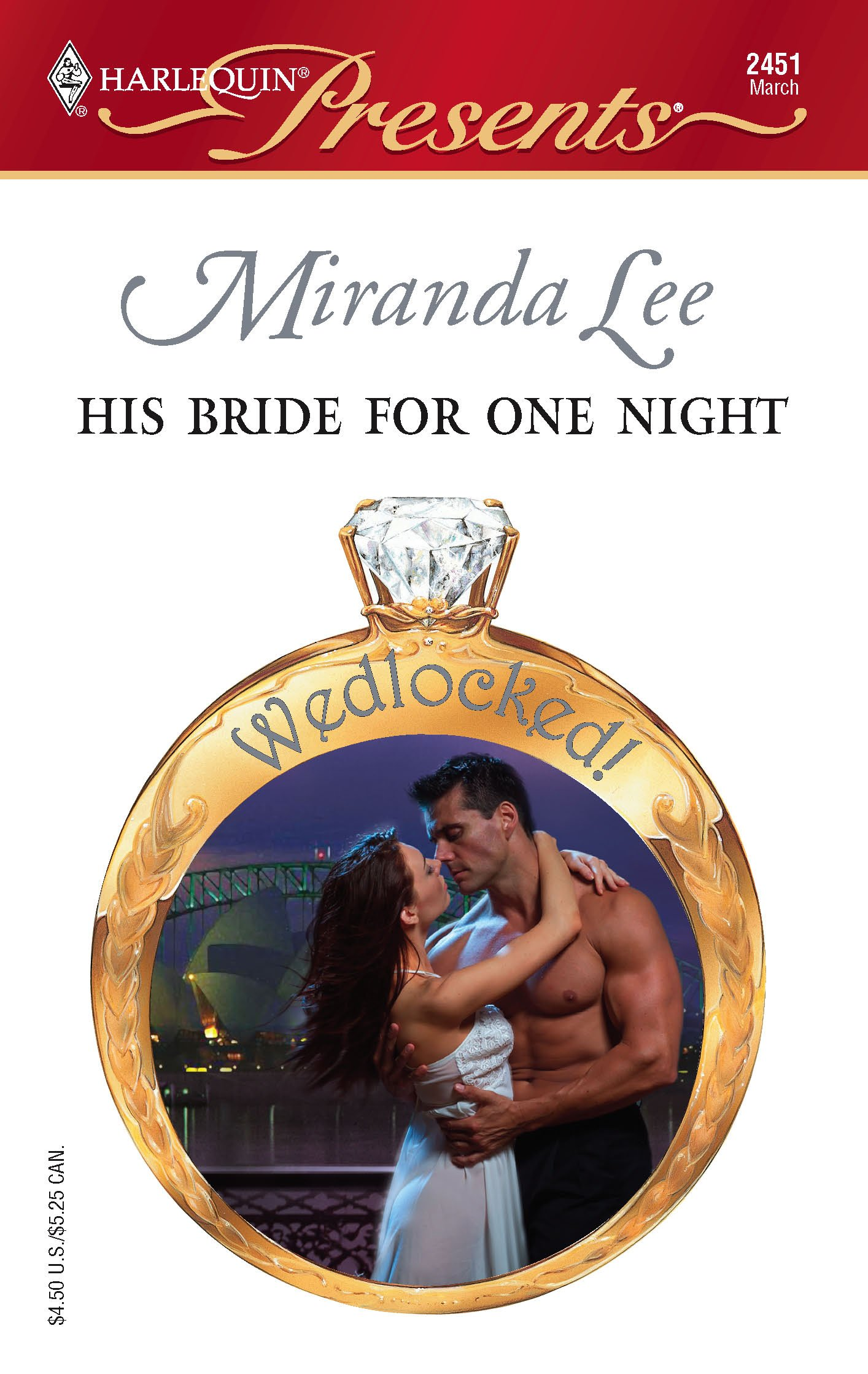 Read Online His Bride For One Night ebook