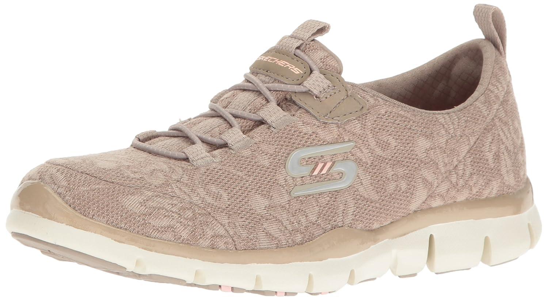 Skechers Sport Women's Gratis Lacey Fashion Sneaker B01J2S22YM 7 B(M) US Taupe