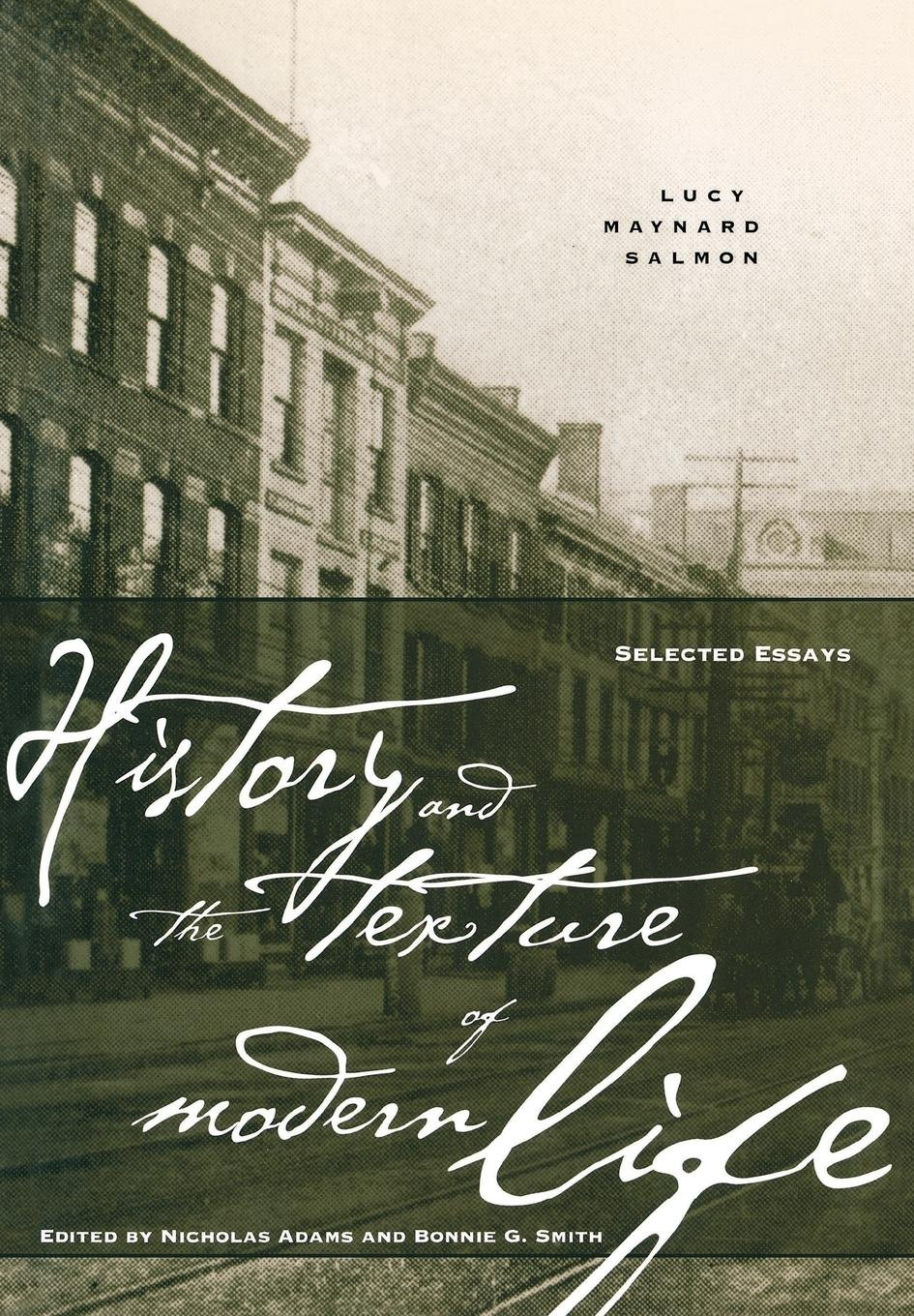 History and the Texture of Modern Life: Selected Essays ebook