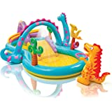 Intex 57135 Dinoland Play Center - Multi-Colour
