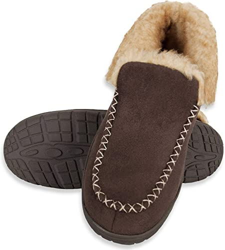 Coolers Mens Slippers Tan Brown Free Post Slip On Slippers Indoor Shoes