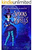 Spooks and Spells (A Hocus Pocus Cozy Witch Mystery Series Book 1)