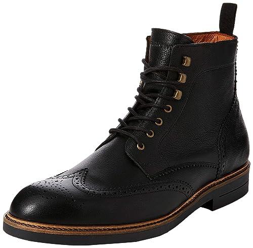 plus récent classique chic ramasser Schmoove Men's Crew Rider West Desert Boots: Amazon.co.uk ...