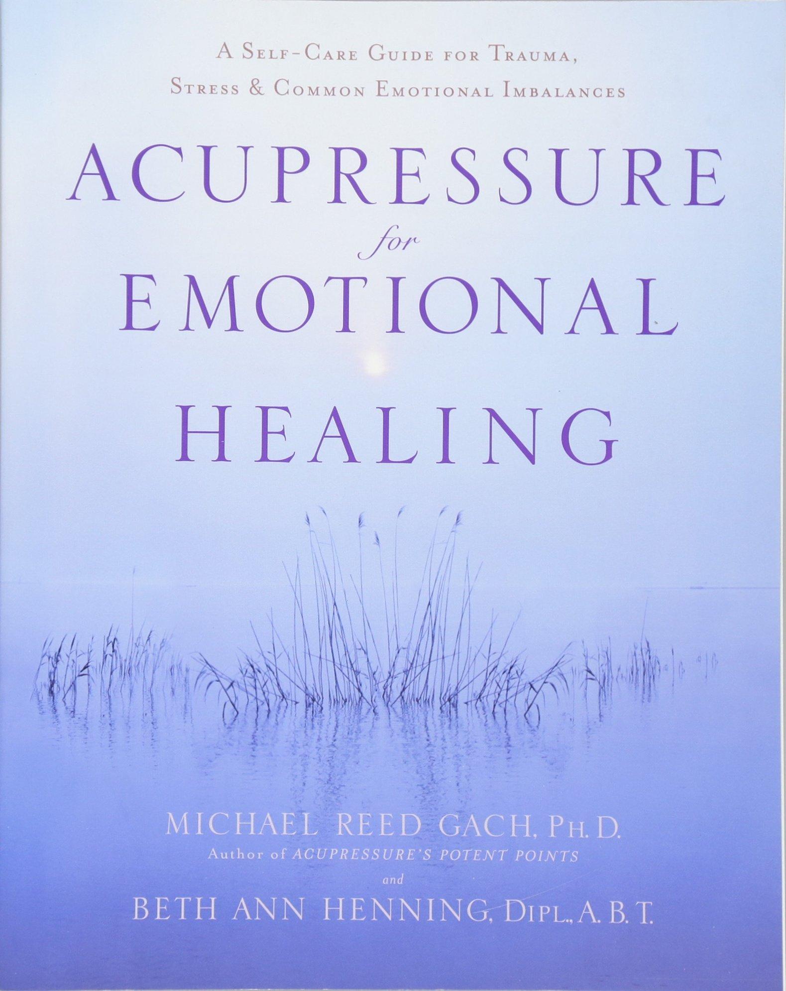 Acupressure Emotional Healing Self Care Imbalances product image