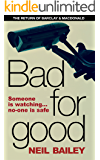 Bad For Good (Barclay & MacDonald Book 2)