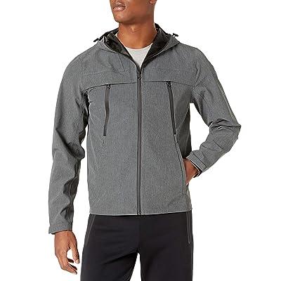 Brand - Peak Velocity Men's Waterproof Full Zip: Clothing