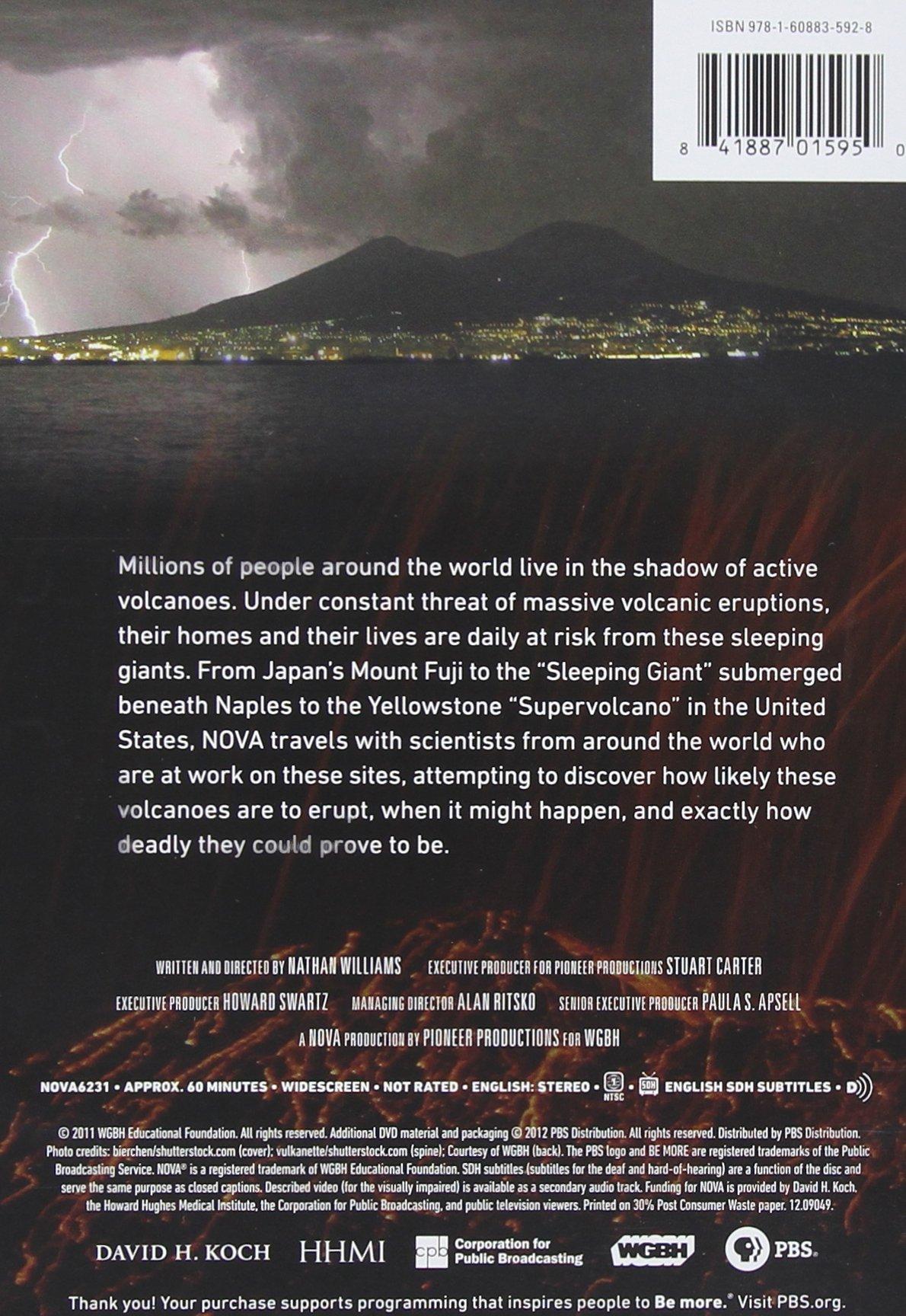 Nova: Deadliest Volcanoes