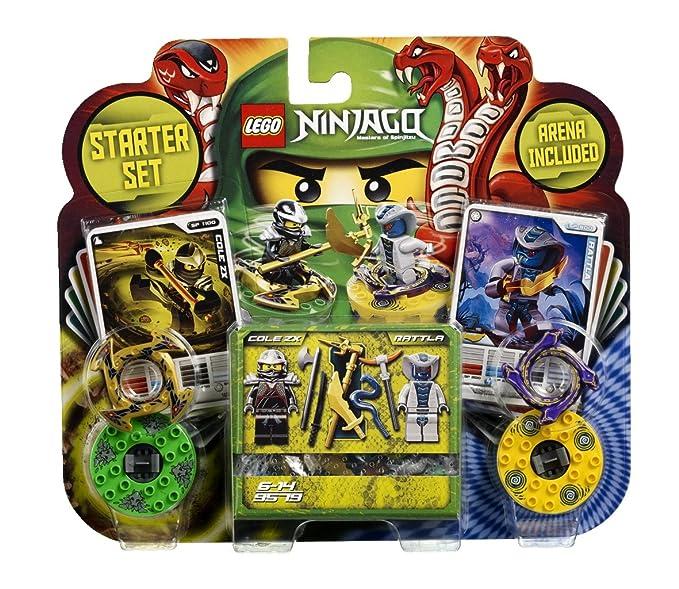 LEGO Ninjago 9579 - Set para Principiantes