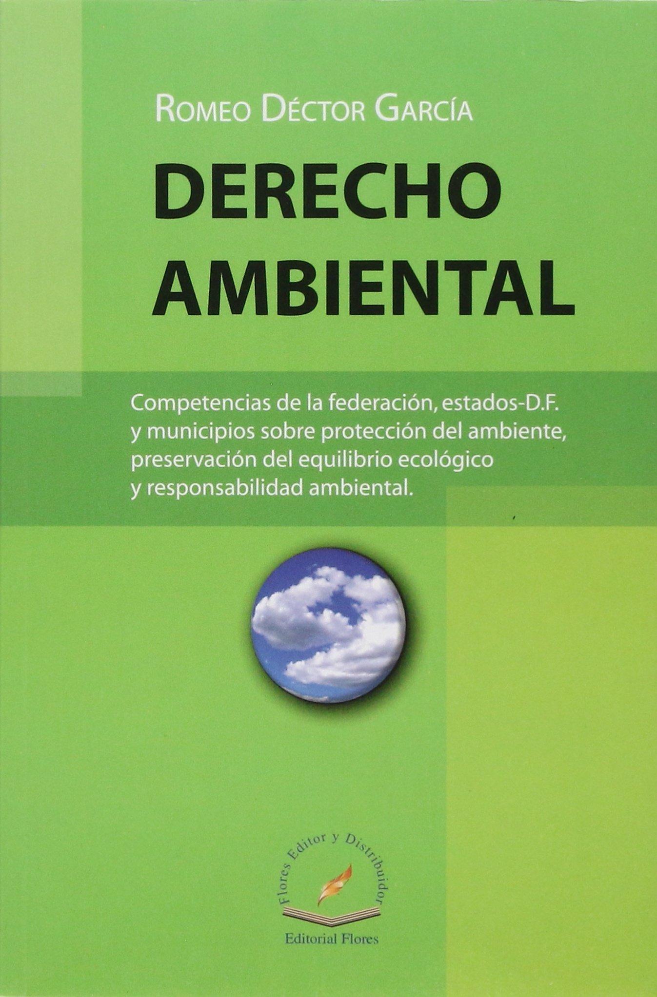 DERECHO AMBIENTAL Paperback – 2014