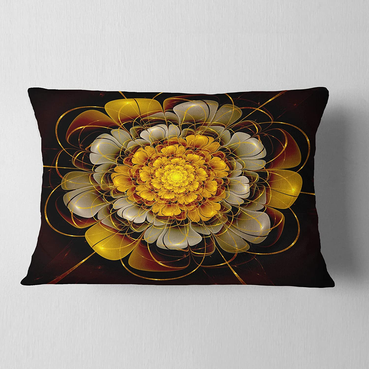 X 20 In Sofa Throw Pillow 12 In Insert Printed On Both Side In Designart Cu7248