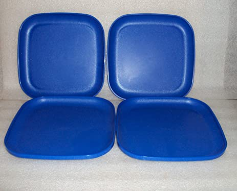 Tupperware 8 Inch Square Plates & Amazon.com | Tupperware 8 Inch Square Plates: Luncheon Plates