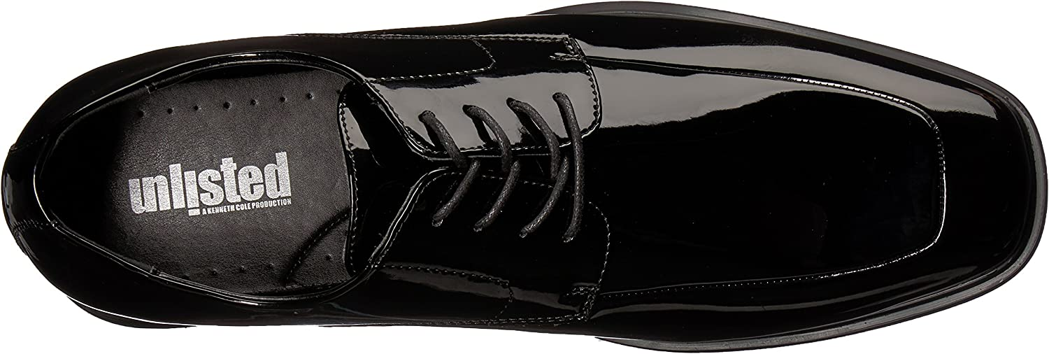 Unlisted by Kenneth Cole Mens City Oxford