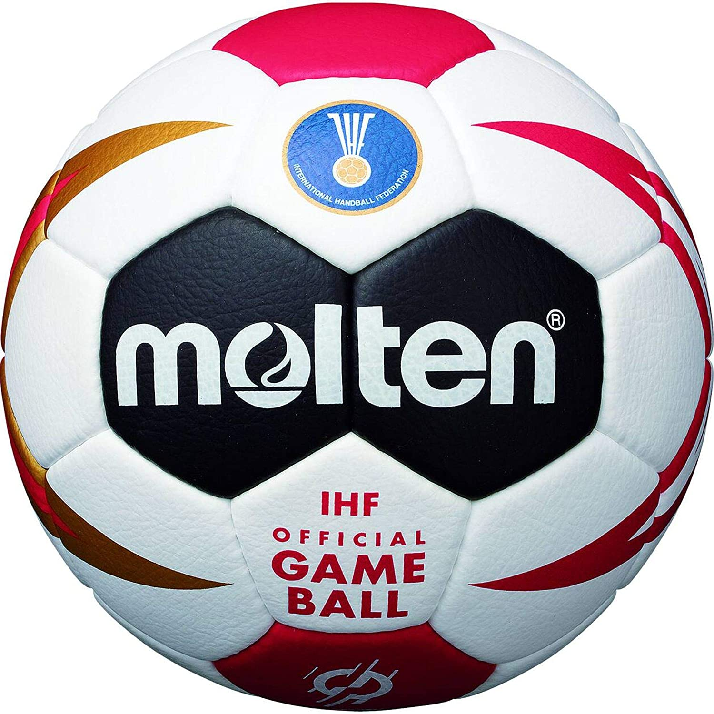 MOLTEN H3 X 5001 m9z Balonmano Top Balón de fútbol sintéticos de ...