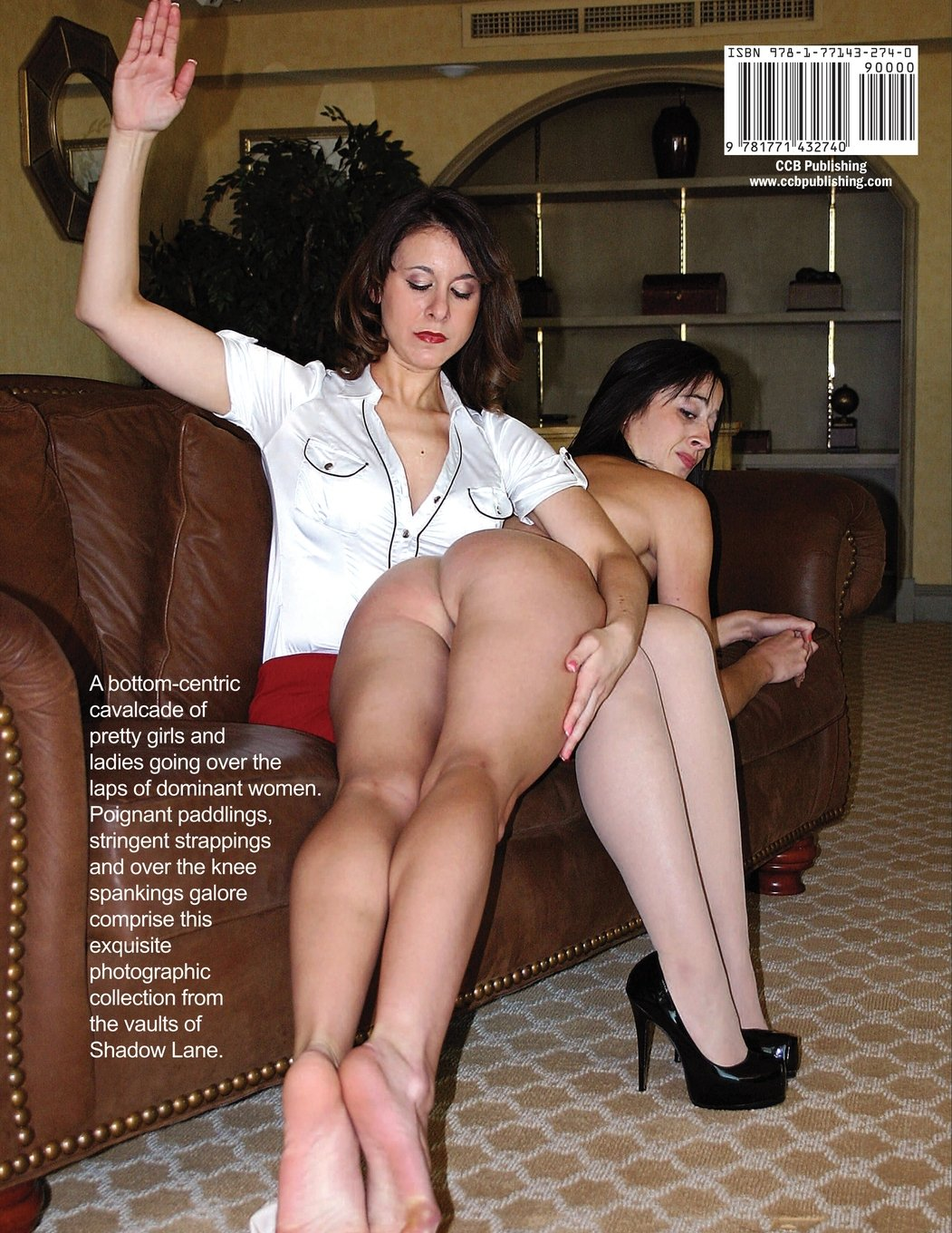 Plus Size Women Spanked - Pretty Faces-2036