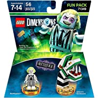 Warner Bros. Home Video Lego Dimensions Beetlejuice Fun Pack - Standard Edition