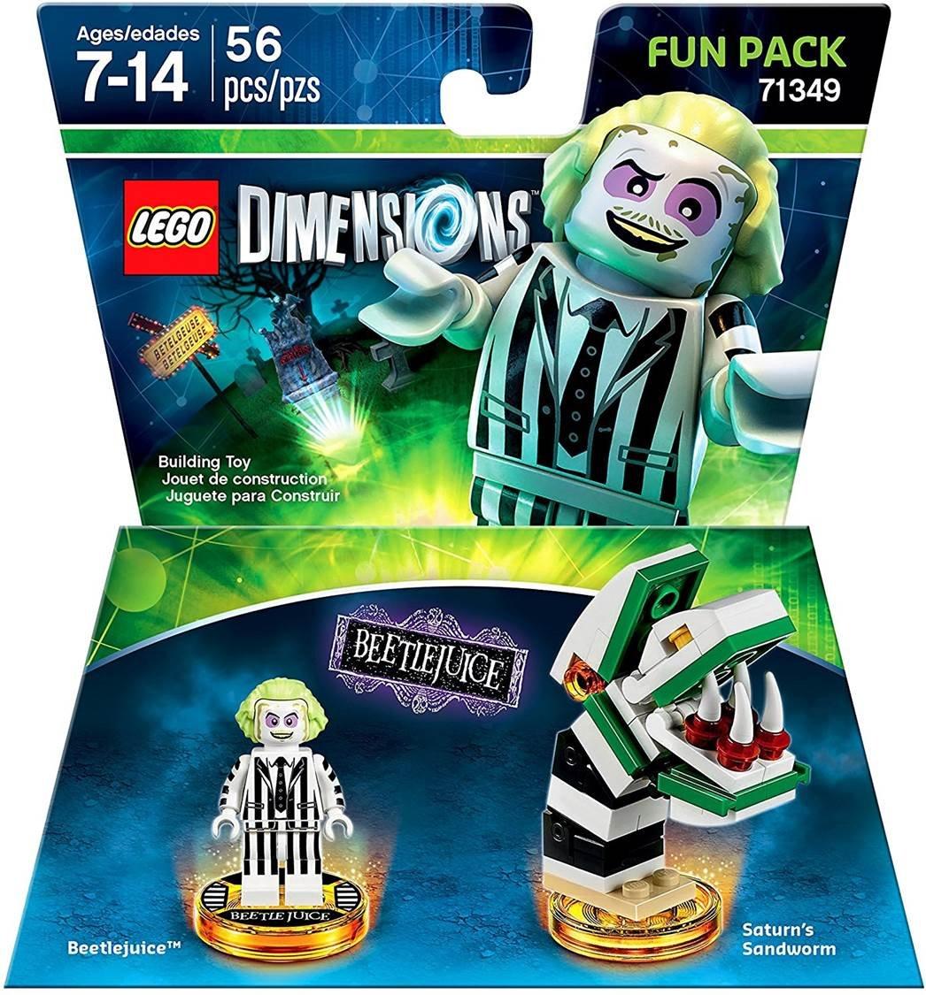 Warner Home Video - Games Beetlejuice Fun Pack - Not Machine Specific