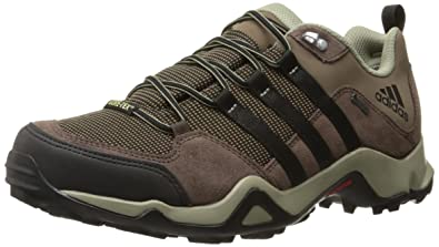 Buy Cheap Mens adidas Brushwood Mesh GORE TEX Hiking Shoe Grey Blend/Black/Tech Beige Mens Grey Blend/Black/Tech Beige adidas Mens adidas