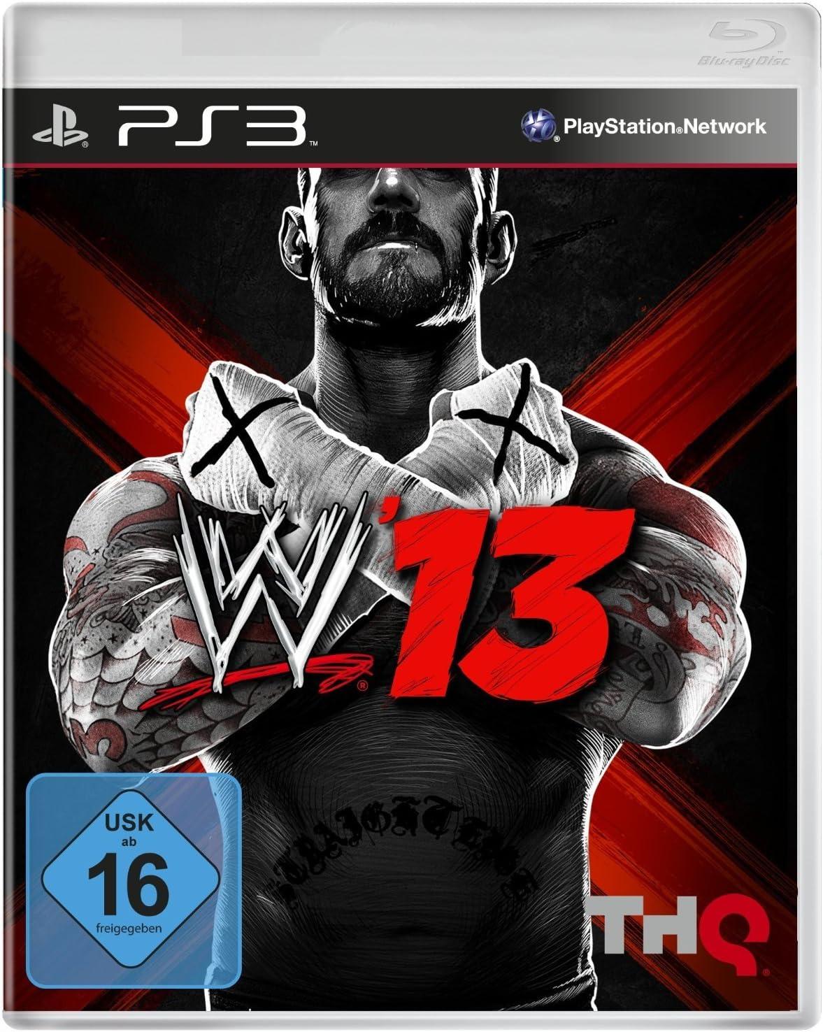 WWE 13 [Importación alemana]: Amazon.es: Videojuegos
