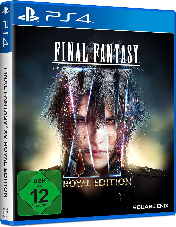 Final Fantasy XV Royal Edition - PlayStation 4 [Importación ...