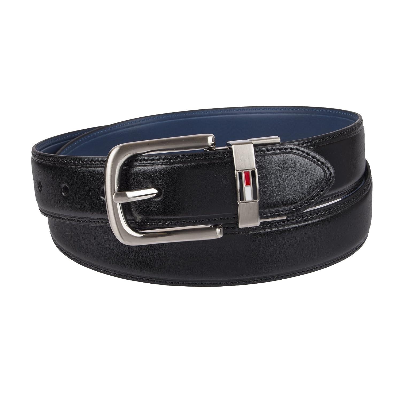 Tommy Hilfiger Men's Leather Reversible Belt 84699