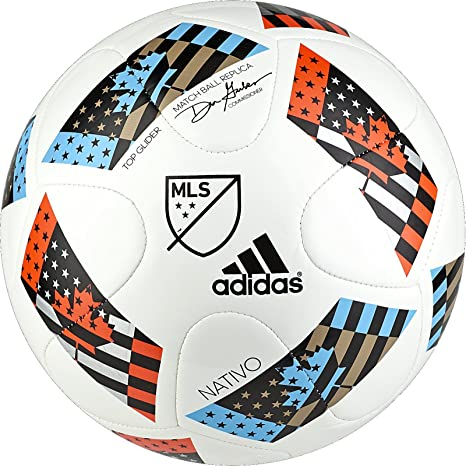 Buy adidas Performance 2016 MLS Top Glider Soccer Ball 13ae4144f0