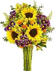 Benchmark Bouquets Flowering Fields, No Vase