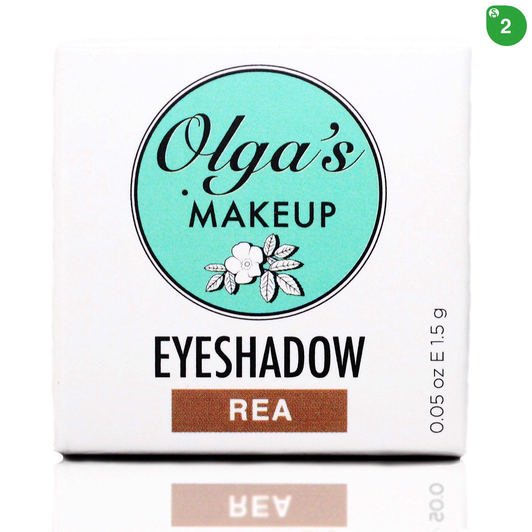 Organic & Mineral Eyeshadow - Rea