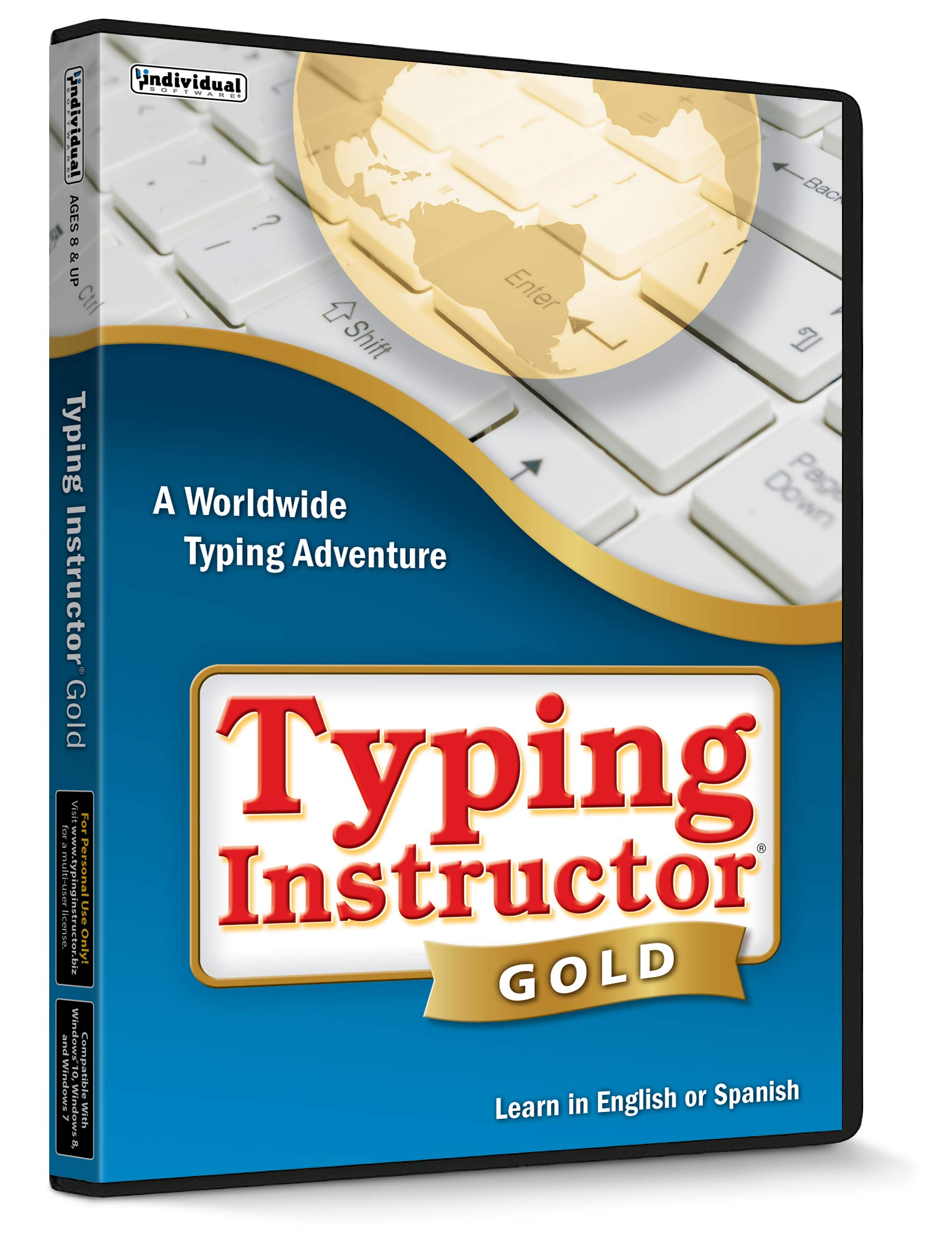 Typing Instructor Gold by Individual Software