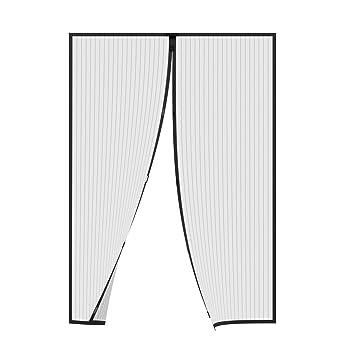 Jarolift Fliegengitter Magnetvorhang Fur Turen 160 X 230cm Schwarz