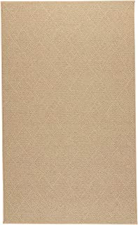 product image for Shoal Cane Wicker-BD No Color 10' x 10' Rectangle Machine Woven Rug