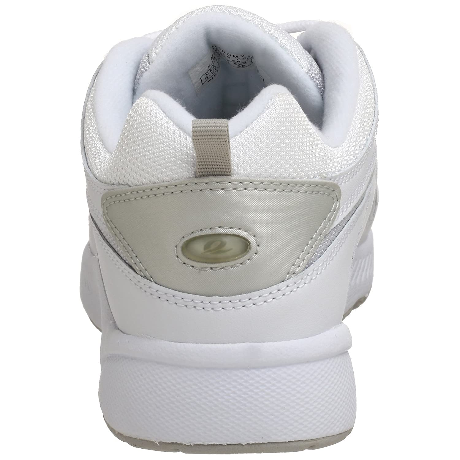 Easy Spirit 6.5 Women's Romy Sneaker B002WN6LAQ 6.5 Spirit N (AA)|White/Light Grey Leather 2adfa2
