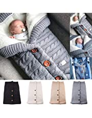 Mother & Kids Baby Bedding Winter Newborn Baby Blanket Infant Bebe Thicken Fleece Swaddle Stroller Warp Blankets For Toddlers Baby Bedding Sleeping Bags Sophisticated Technologies