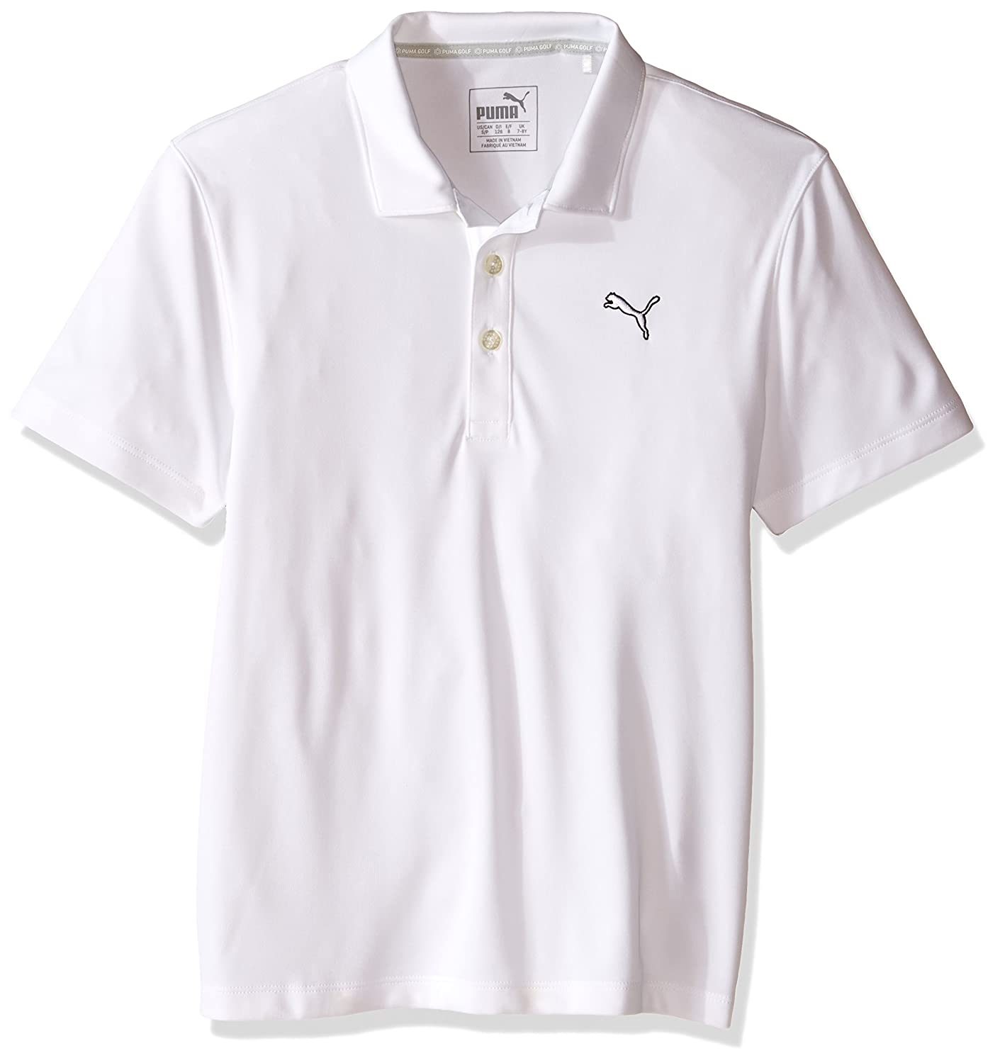 035ff9d9d7229 PUMA Boys' Essential Pounce Polo Jr (Big Kids)